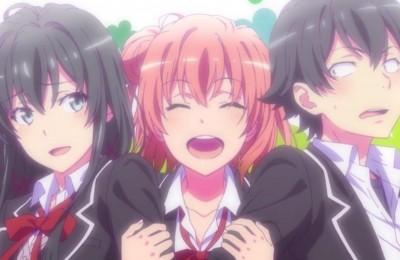Yahari Ore no Seishun Love Come wa Machigatteiru – Nhẹ nhàng đầy tình cảm