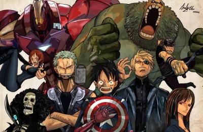 One Piece bỏ xa Attack on Titan, trở thành manga ăn khách nhất 2015