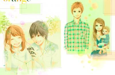 Manga Orange sẽ kết thúc vào tháng 8