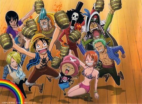 one piece Choáng với lịch làm việc chỉ nghỉ 3 tiếng một ngày của tác giả bộ truyện One Piece