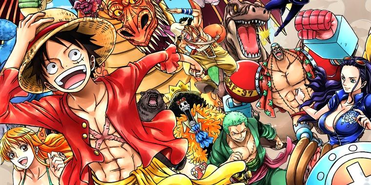 Những bộ truyện nổi tiếng như One Piece luôn nằm trong top các bộ truyện bị vi phạm bản quyền cao nhất
