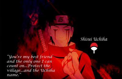 Uchiha Shisui ! Nhân vật bí ẩn nhất trong Naruto