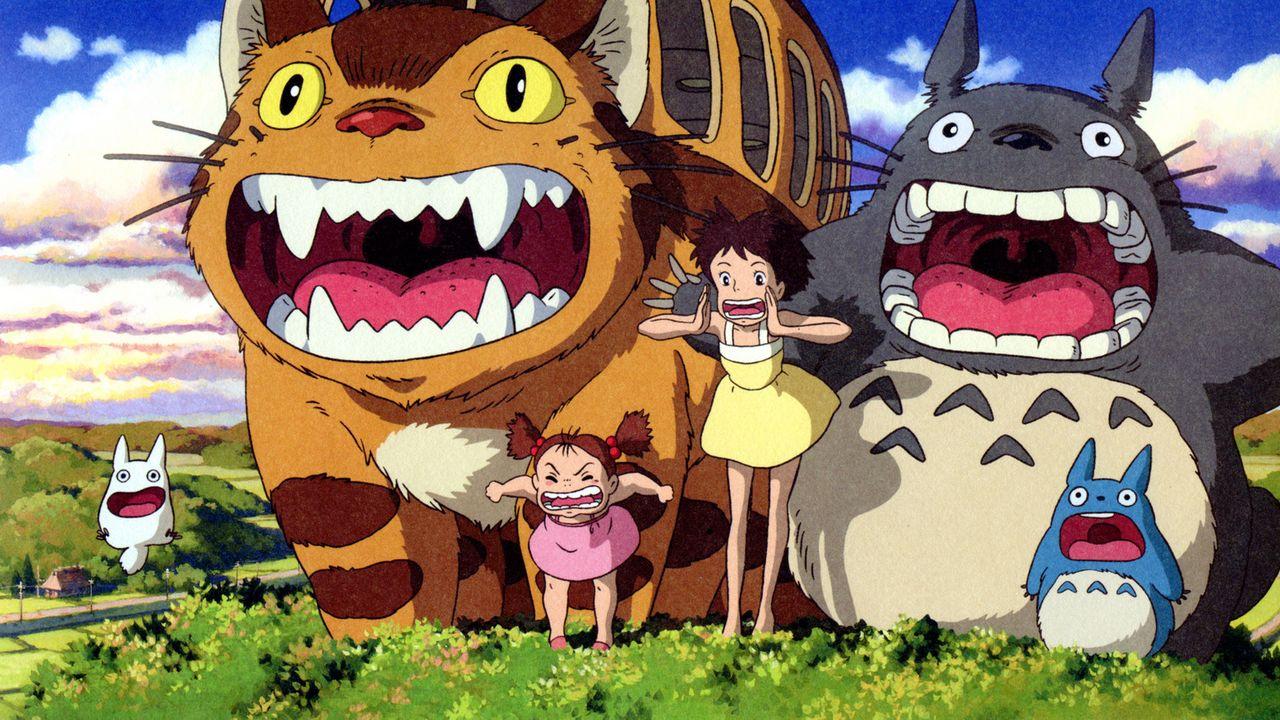 Tonari.no .Totoro.full .69835.0.0 Đạo diễn Hayao Miyazaki kể lại sự thật đáng sợ về Totoro