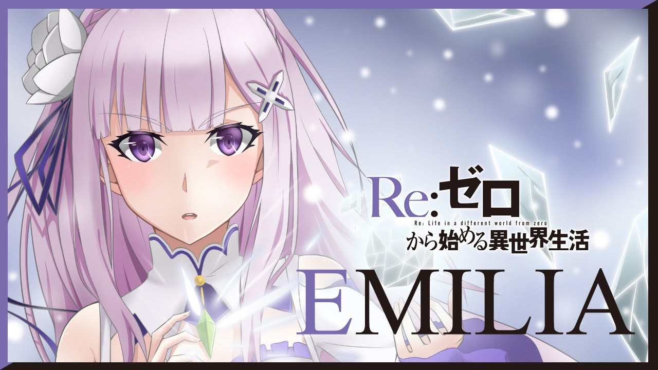 Chùm ảnh Emilia ( Re: Life in a different world from zero