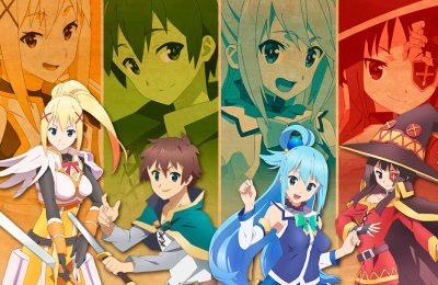 Anime KonoSuba có dự án Anime mới, phải chăng sẽ là Season 3?
