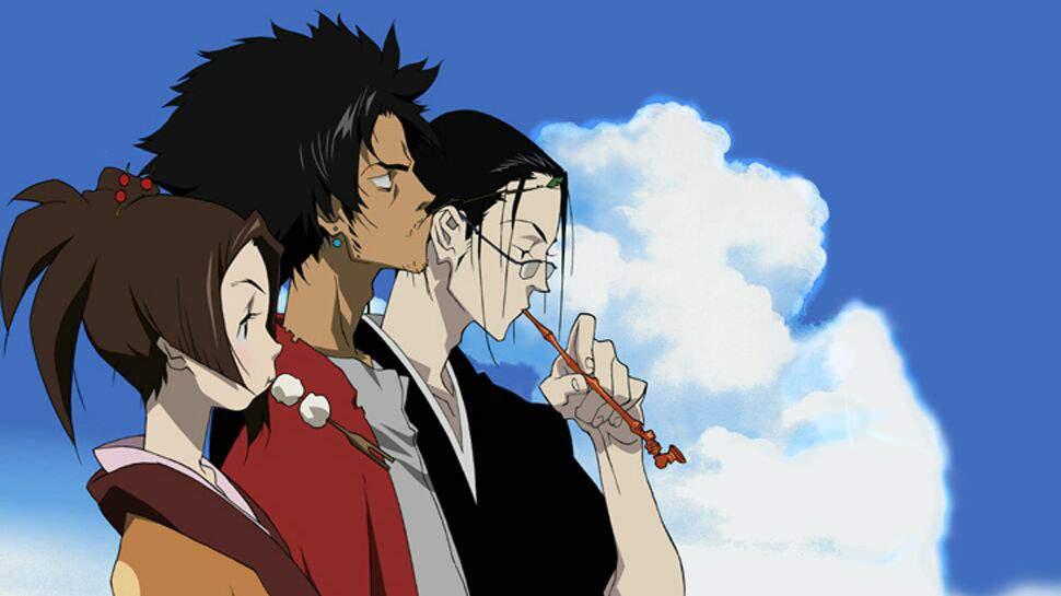Samurai Champloo Top 10 bộ anime hành động mà bạn không thể bỏ qua