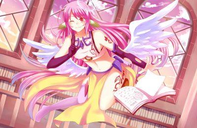 Top 9 nữ thiên thần trong anime