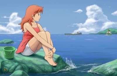 Lý giải tại sao Studio Ghibli không làm Ponyo phần 2
