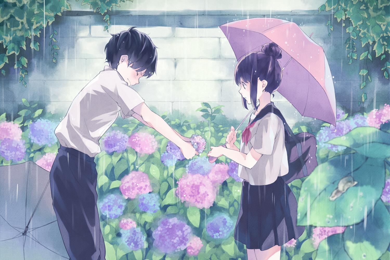 [ Album Art ] Các cặp đôi Anime đáng yêu ( Phần 1 )