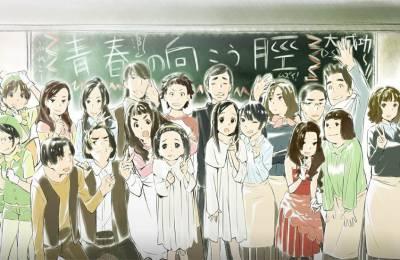 (Review anime) THE ANTHEM OF THE HEART – KHI SUY NGHĨ KHÔNG THỂ BẬT THÀNH TIẾNG BẠN HÃY ĐỂ TRÁI TIM CẤT LÊN LỜI