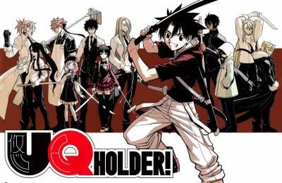 UQ Holder! Bộ Manga hấp dẫn không nên bỏ qua