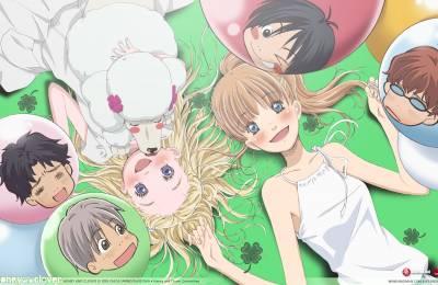 [Review Anime] Honey and Clover – Những giây phút đáng trân trọng của tuổi thanh xuân