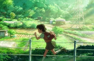 [Review Anime ]  CHILDREN WHO CHASE VOICES FROM DEEP BELOW – Một cuộc hành trình dài để nói lời từ biệt