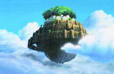 [Review Anime] Castle in the Sky – Lâu đài trên không