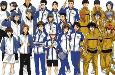 Prince of Tennis sẽ được chuyển thể thành Anime Movie