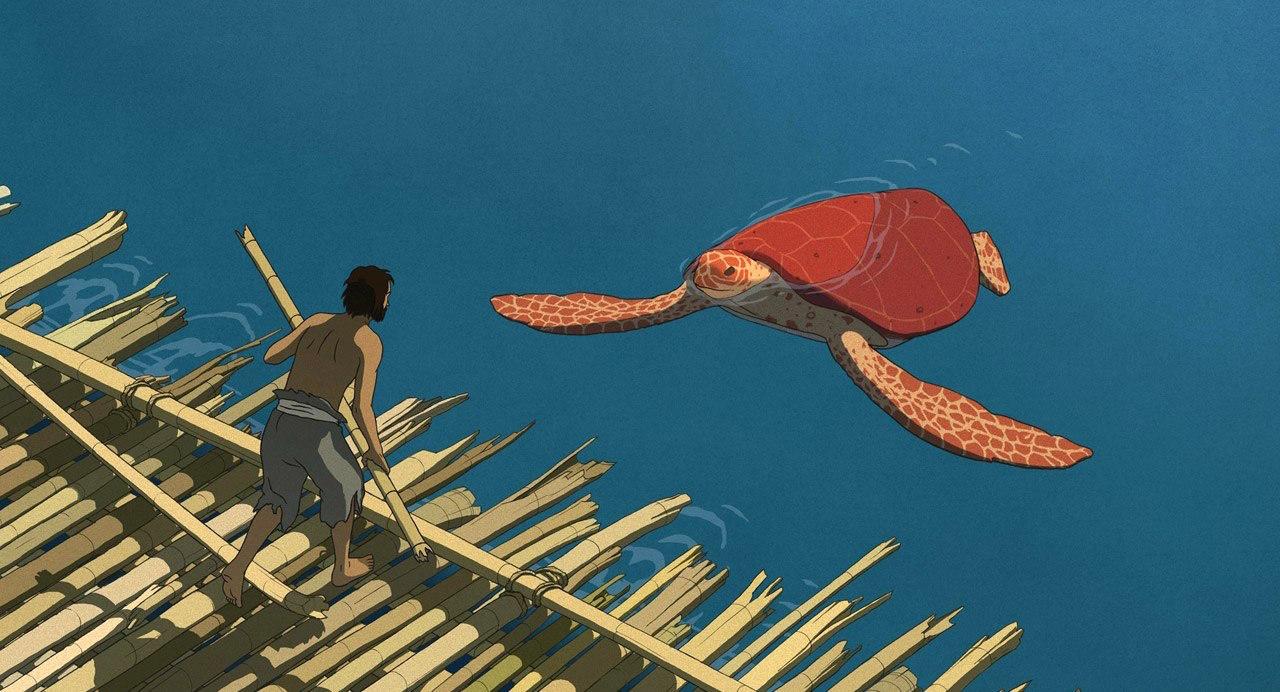 red turtle 1 Không có bộ anime nào đạt được giải thưởng Annie lần thứ 45