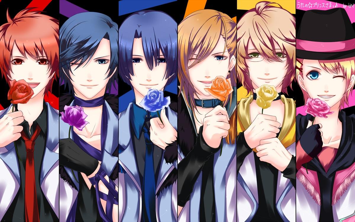 Kết quả hình ảnh cho Uta no Prince Sama anime