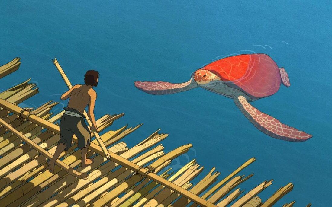 """The Red Turtle sẽ tranh tài để đạt được danh hiệu """"Phim hoạt hình xuất sắc nhất"""""""