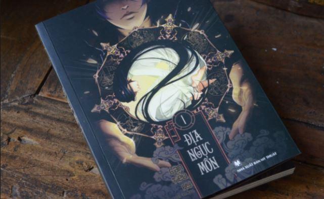 Bộ truyện Địa ngục môn đạt giả Bạc giải thưởng Manga Quốc tế