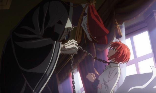 Mahoutsukai no Yome pv 1 TOP 20 bộ anime mùa thu 2017 được khán giả mong đợi nhất [Phần 1]