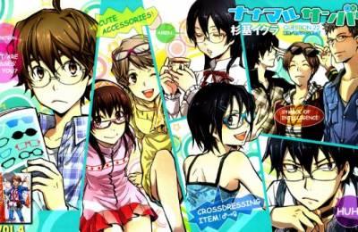 Hé lộ thông tin về bộ Anime Nana Maru San Batsu
