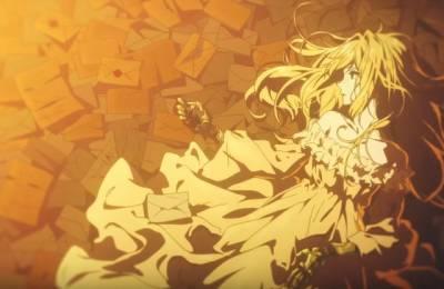 """Anime Violet Evergarden sẽ có thêm tập phim """"mở rộng"""""""