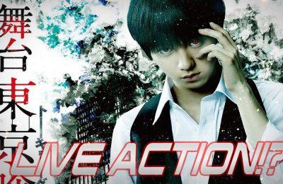 Live-action Tokyo Ghoul tiết lộ thêm 5 gương mặt mới casting cho phim