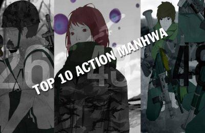 [Đề cử] Top 10 Action Manhwa hay nhất khuyên bạn nên đọc