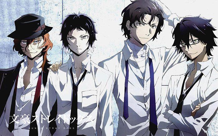Bungou Stray Dogs wallpaper 700x438 Anime Bungou Stray Dogs season 3 sẽ bắt đầu lên sóng từ tháng 4 năm nay