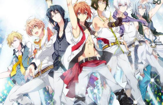 Idolish 7 anime TOP 20 bộ anime mùa đông 2018 được khán giả tiếp tục theo dõi