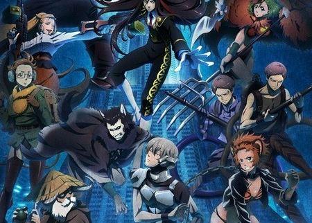 Jūni Taisen visual TOP 20 bộ anime mùa thu 2017 được khán giả mong đợi nhất [Phần 1]