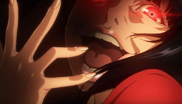 Kakegurui Compulsive Gambler visual Cùng xem Top 20 bộ Anime mùa hè 2017 được Fan tiếp tục theo dõi sau những tuần đầu phát sóng