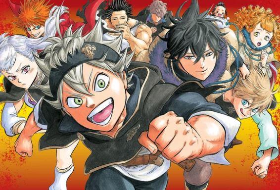 black clover anime Anime Black Clover sẽ có ca khúc chủ đề mới