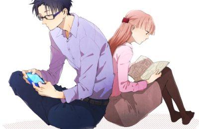 Bộ anime về cặp đôi kì quặc Otaku ni Koi wa Muzukashii sẽ chính thức lên sóng vào 2018