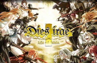Anime Dies Irae hé lộ dàn thiết kế nhân vật