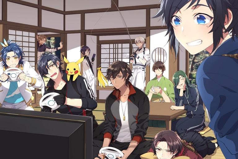 Zoku Touken Ranbu Hanamaru TOP 20 bộ anime mùa đông 2018 được khán giả tiếp tục theo dõi