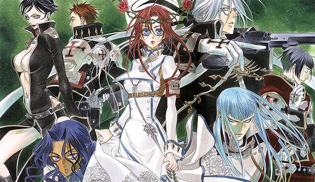 trinity blood TOP 10 Anime viễn tưởng kinh dị không dành cho người yếu tim