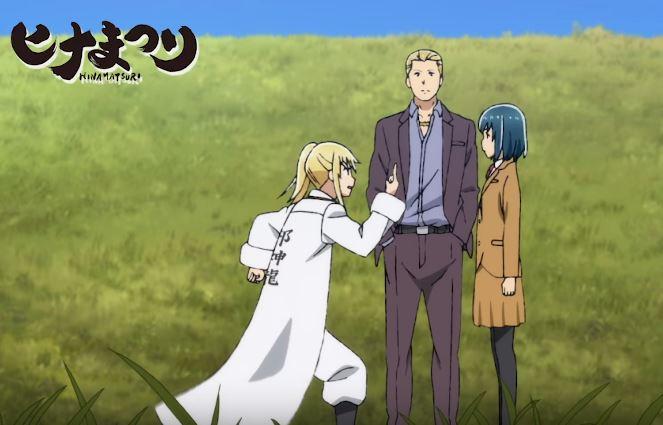 hinamatsuri trailer TOP 20 bộ anime được khán giả yêu thích và tiếp tục theo dõi trong mùa xuân 2018