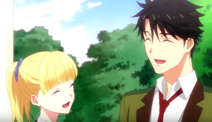 tada kun wa koi o shinai trailer TOP 20 bộ anime được khán giả yêu thích và tiếp tục theo dõi trong mùa xuân 2018