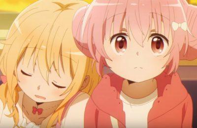 Hé lộ trailer và visual mới của anime Comic Girls