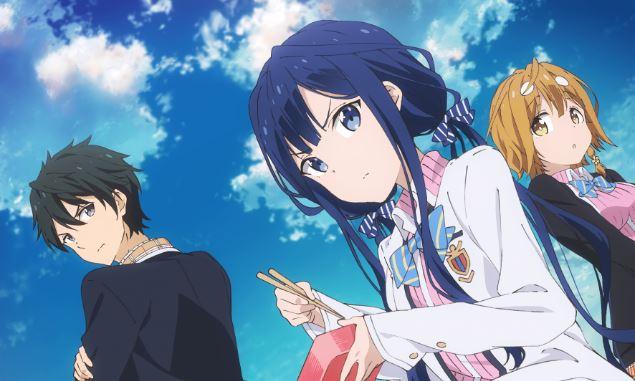 Masamune kun no Revenge ss2 Masamune kun no Revenge sẽ có thêm dự án anime mới