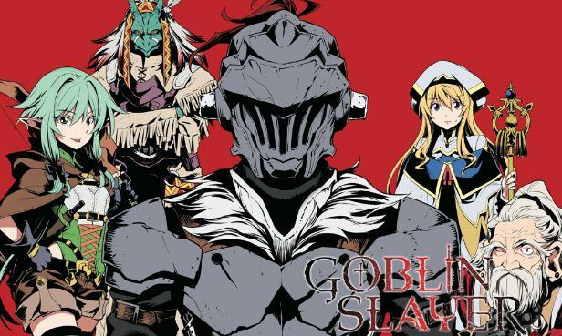 anime Goblin Slayer TOP 20 bộ anime được mong đợi nhất mùa thu 2018