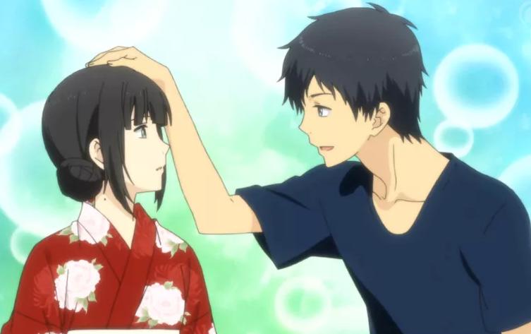 relife tap cuoi [Review anime] Relife   trưởng thành lên.