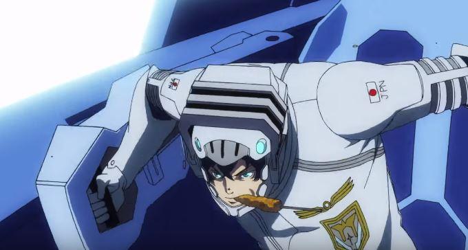 anime Space Battleship Tiramisu TOP 20 bộ anime được mong đợi nhất mùa thu 2018