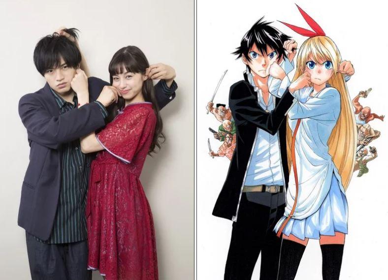 live action nisekoi visual Anime Nisekoi season 3 bây giờ hay bao giờ nữa?