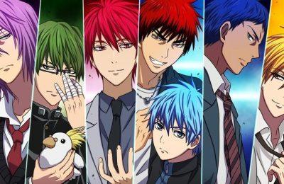 Top 10 Anime tạo động lực cho người xem