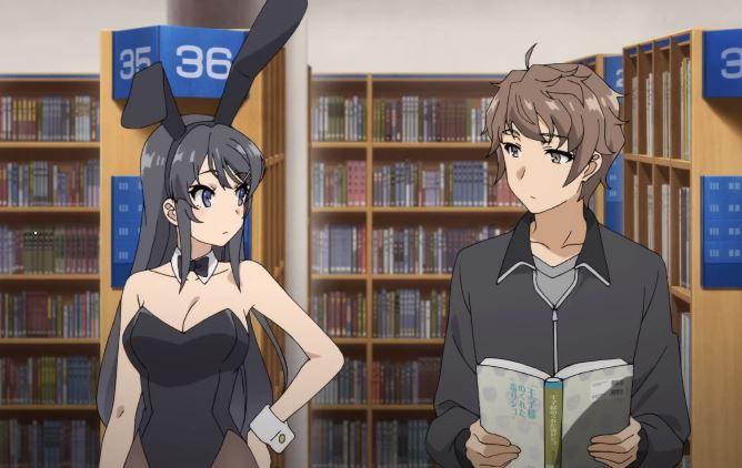 Seishun Buta Yarou wa Bunny Girl senpai no Yume wo Minai vietsub TOP 20 bộ anime được mong đợi nhất mùa thu 2018
