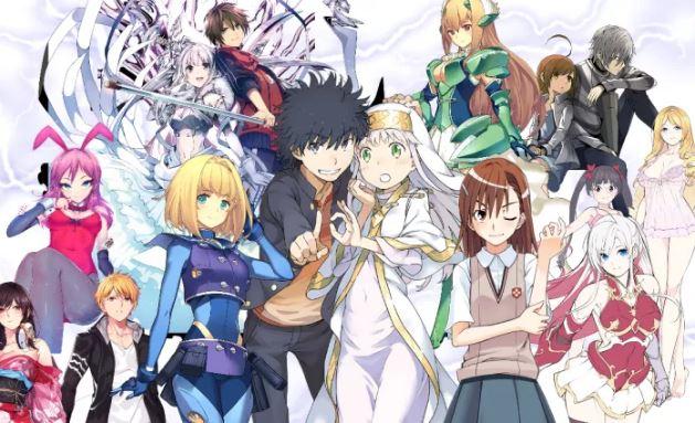 anime A Certain Magical Index Season 3 vietsub TOP 20 bộ anime được mong đợi nhất mùa thu 2018