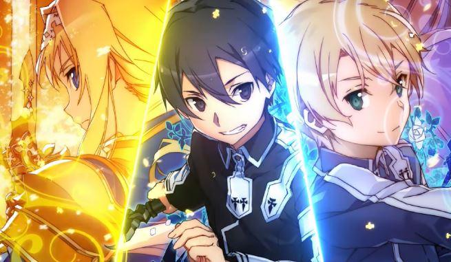 anime Sword Art Online Alicization TOP 20 bộ anime được mong đợi nhất mùa thu 2018