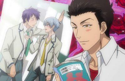 """Bộ truyện tranh về """"hủ nam"""" Fudanshi Koukou Seikatsu chính thức kết thúc"""